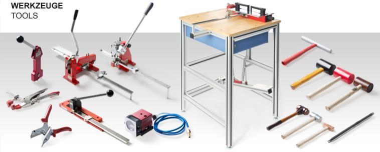 Zubehör-Werkzeugbau